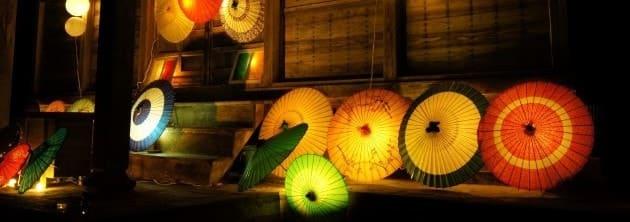 京都の旅_いろどり傘2