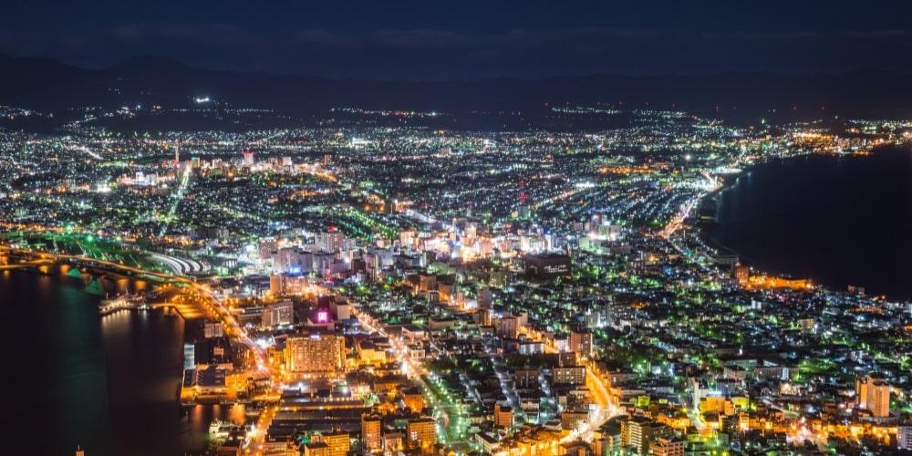 北海道夜景