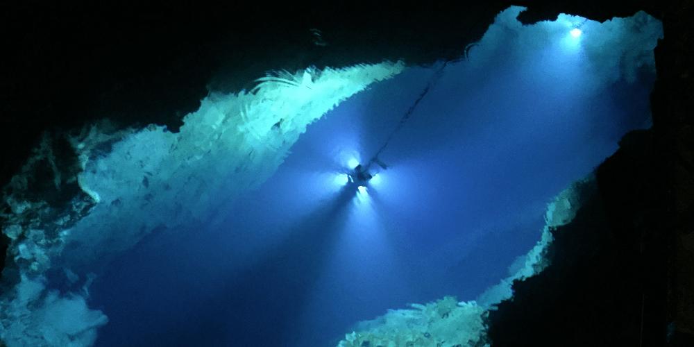 岩手県龍泉洞