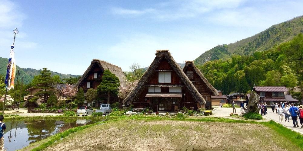 飛騨民俗村